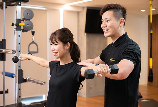 治療×トレーニング