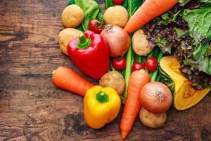 野菜を食べましょう