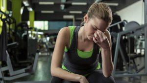 風邪の時のトレーニングは…🤔