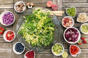 免疫力を上げる食事