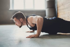 自宅で出来る簡単トレーニング